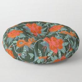 Floral No.1 Floor Pillow