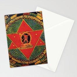 Buddhist Vajrayogini Mandala 1 Stationery Cards