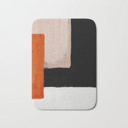 abstract minimal 14 Badematte