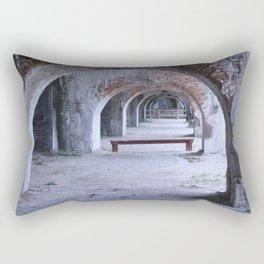 Endless Archs Rectangular Pillow