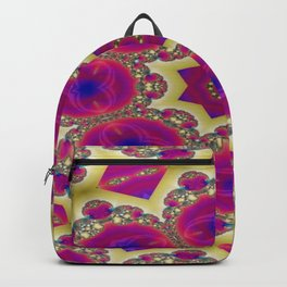 Guardians Of The Void Mandala 7 Backpack