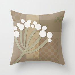 Botanical9 Throw Pillow