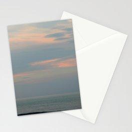 Ocean Dusk Stationery Cards