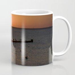 Summersunset at the Beach - Isle Ruegen Coffee Mug