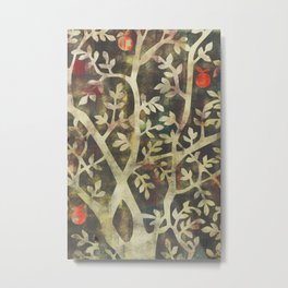 Forbidden fruit Metal Print