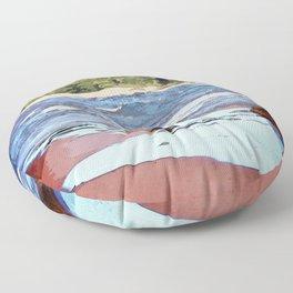 Lake Superior Bay Floor Pillow