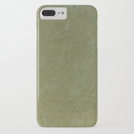 Italian Style Tuscan Olive Green Stucco - Luxury - Neutral Colors - Home Decor - Corbin Henry iPhone Case