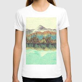 The Unknown Hills in Kamakura T-shirt