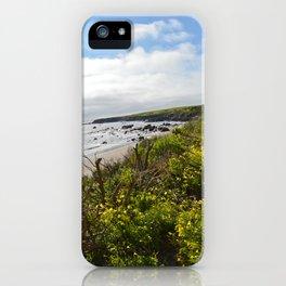California Gold iPhone Case