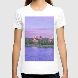 Novgorod at dawn T-shirt