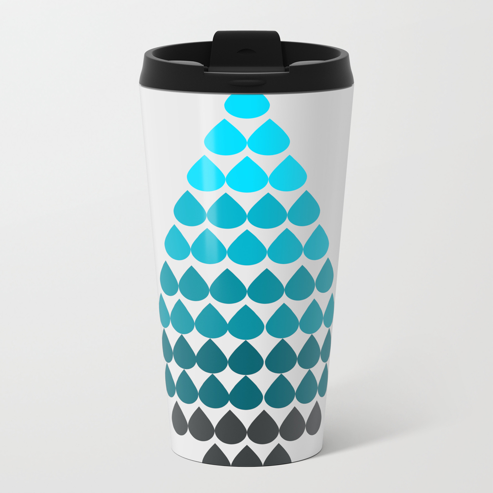 Droplet Travel Mug (TRM7554537) photo