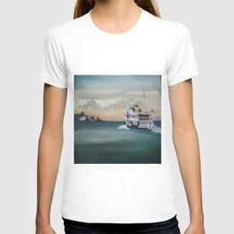 Ferry İstanbul T-shirt