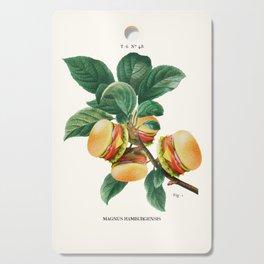 BURGER PLANT Cutting Board