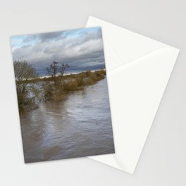 River Ouse Flooding Stationery Cards
