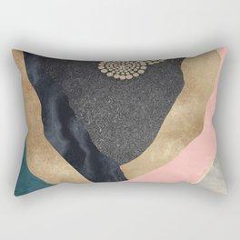 Cosmic Canyon Space Star Rectangular Pillow