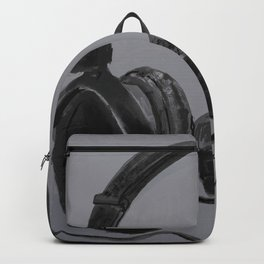 Headphone Home. - 684. Backpack