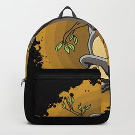 Chilling Sloths Backpack