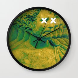 Eyes Are To Be Closed, Now Dream Wall Clock