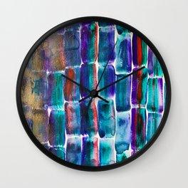 Juneteenth, Black Royalty Wall Clock