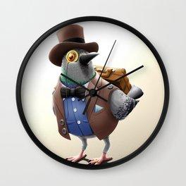 Urban Citizens - Classic Pidgeon Wall Clock
