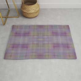 Earl's Water Color Plaid Rug