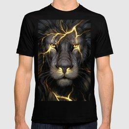 LION-GOLD-ART T-shirt