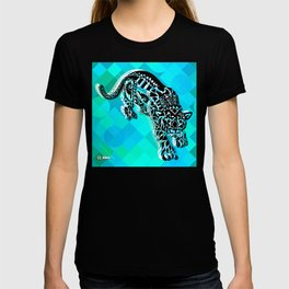 Cougar from the blue Sky ecopop T-shirt