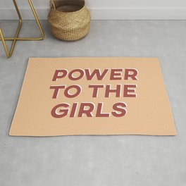 Power To The Girls II Rug