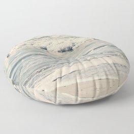 Gentle Waves Floor Pillow