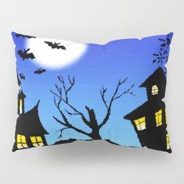 Blue Sky Of Nightmare Pillow Sham