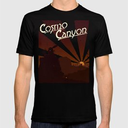 Final Fantasy VII - Cosmo Canyon Tribute T-shirt