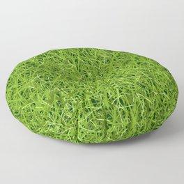 Green Grass Pattern Landscape Decoration Floor Pillow