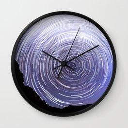 Polaris Wall Clock