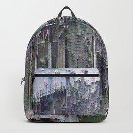 Haunted Glitch Backpack