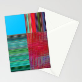 Re-Created Northern Cross29 by Robert S. Lee Stationery Cards