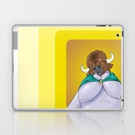 Mrs. Bison Laptop & iPad Skin