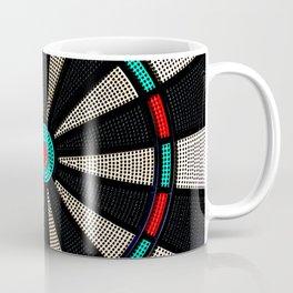Dart board pattern Coffee Mug
