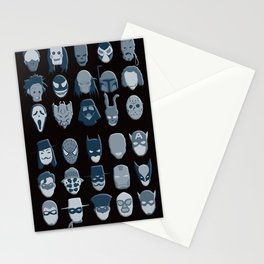 Pick Your Disguise Stationery Cards