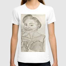 Issa Rae by Ryan Reynolds T-shirt