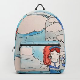 Sky Girl Backpack