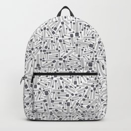 Small transistor DW9, PATTERN Backpack