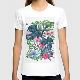 Tropical Plants T-shirt