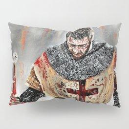 The Knights Templar Pillow Sham