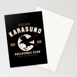 Karasuno Stationery Cards
