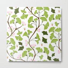 tree leaves #762 Metal Print