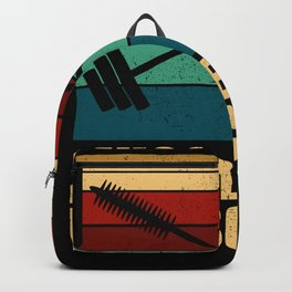 Muscles And Mascara Cosmetics Fitness Backpack