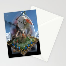 Odd Gods Before Our Eyes Stationery Cards