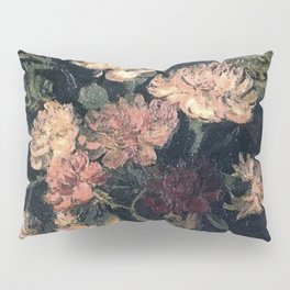 Vincent van Gogh Vase With Carnations 1886 Pillow Sham