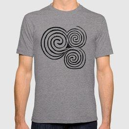 Newgrange Celtic Triskelion T-shirt