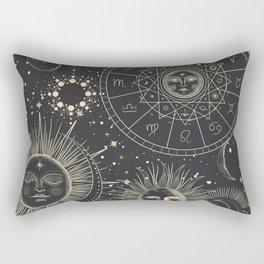 Magic patterns Rectangular Pillow